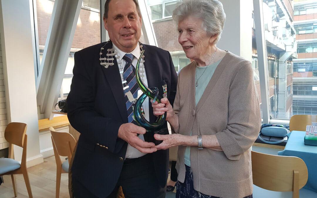 President's Award 2019